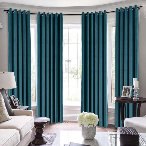 BIRKIN Velvet Curtain Drapery
