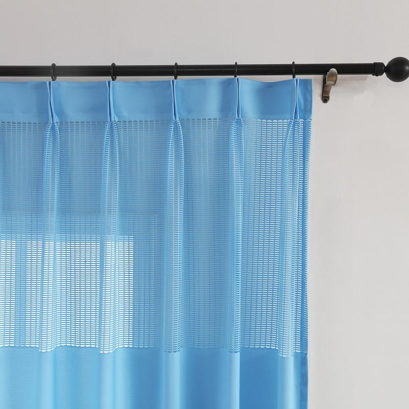 Pinch Pleated For Hospital Clinic SPA Lab Cubicle Curtain Divider Privacy Screen Track Cubicle HAZEL