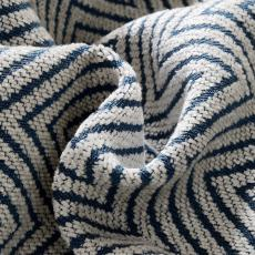 ZINGE Polyester Fabric Swatch Refundable Order Amount Over $399