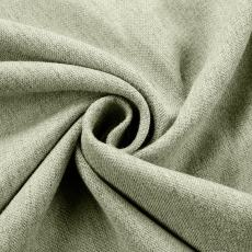 OLIVE Faux Linen Fabric Swatch Refundable Order Amount Over $399