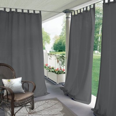 Outdoor Curtain Chadmade, Outdoor Waterproof Curtains Patio