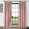ISABELLA Cotton Linen Polyester Curtain Drapery Custom
