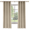 Get our custom polyster linen curtain colors available natural washable drape