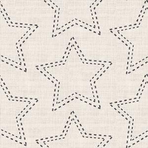 Geometric Print Polyester Linen Curtain Drapery BAOBEI