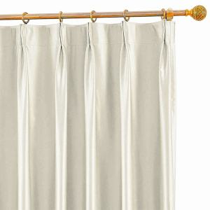 LUCAS Polyester Cotton Silk Curtain Drapery