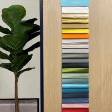 LUCAS Polyester Cotton Silk Fabric Swatch Refundable Order Amount Over $399