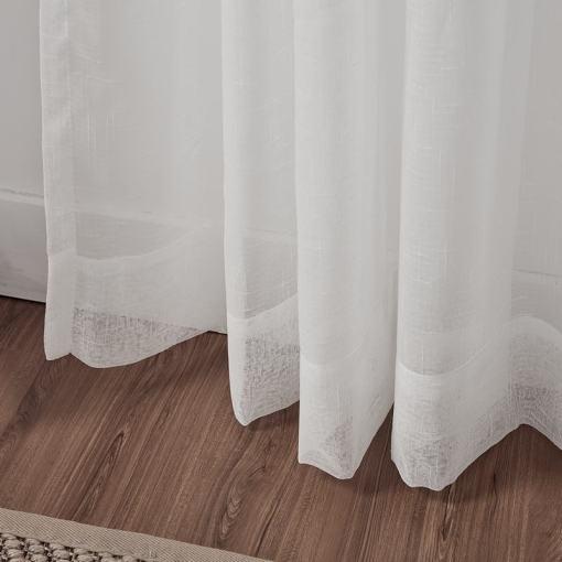 SABINA Slub Yarn Linen Fabric Swatch Refundable Order Amount Over $399