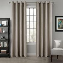 TRENCH Heavy Weight 100% Linen Curtain Drapery Custom