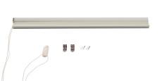PAMELA Classic Cord Lift Blackout Cellular Shade White Backing Honeycomb Shade