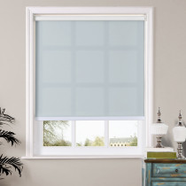 WALLIS Window Roller Shade with Loop Control Roller Shades 100% Blackout For Bath Living Kitchen Dining Room and Office
