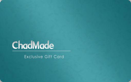 ChadMadeCurtains E-Gift Card