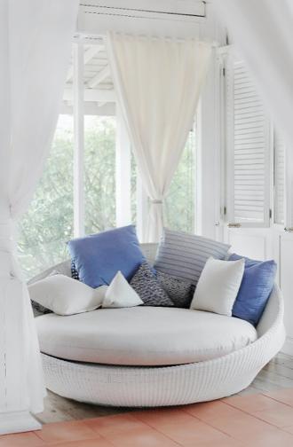 summer style interior design