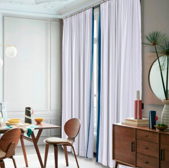 chadmade velvet curtains