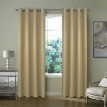 Waffle Woven Blackout Curtain HELMUT