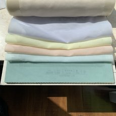 SCANDINA Solid Sheer Fabric Swatch Refundable Order Amount Over $399