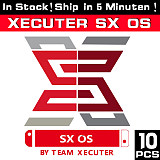 Xecuter SX OS License  Code for Nintendo Switch in stock, order at any time. The SX OS key gives you the full access to OS CFW, then with a payload injector like SX Gear, you can boot SX OS on any firmware versions of Nintendo Switch to play free games and enjoy homebrews.