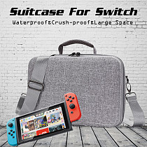 Waterproof Case Nintendo Switch Game Traveler Deluxe System Case