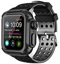 Apple watch4 watch protector shatter-resistant scratch-resistant dust-proof watch case