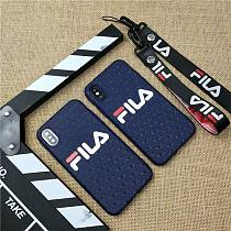 Iphone Case Super 3D Emboss Soft Silicone Case Matte Italy Sports Brand Luxury Cases