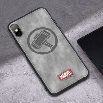 Marvel Apple Phone Case Silicone Simple and innovative protective case