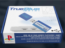 True Blue Mini - The Plug & Play addon for your Playstation Classic