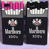 Marlboro Cigarette IPhoneX Case All-Inclusive Anti-Drop Silicone Case