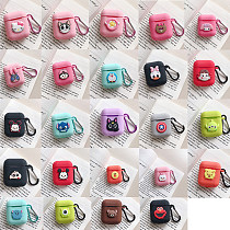 Minnie Airpods Protective Cover Apple Wireless Bluetooth Headset Storage Box