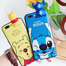 Apple Mickey Minnie iPhoneX Case Winnie the Pooh Stitch