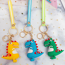 Dinosaur Keychain Bag Car Pendant Holiday Gift