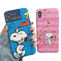 Snoopy TUP IphoneXsmax Case Cute