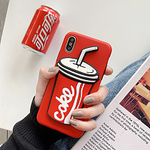 Apple iPhonexsmax/7/8 Case Stereo Coke
