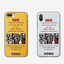 Marvel Avengers iPhone8plus Case