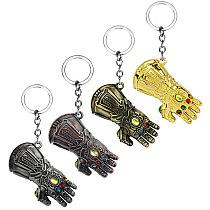 Marvel around Avengers 4 Defensive Infinite Glove Model Palm Keychain