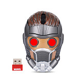 Marvel USB Wireless Game Optical Mouse Galaxy Guard Iron Man Final Battle