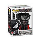 Funko Pop GARAGE KIT Marvel Venom Cosplay Iron Man Action Figure Car Ornaments decoration