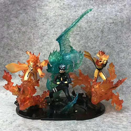 Buy Naruto Kakashi Action Figure PVC Model GARAGE KIT