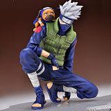Naruto Hatake Kakashi Action Figure PVC Collectible Model Garage Kit Toy