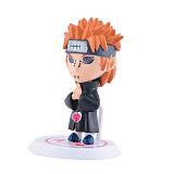 11 pcs/set NARUTO Q-Version Uzumaki Naruto PVC Action Figure Model kit collection