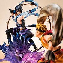 Whirlwind Naruto GARAGE KIT Raytheon Sasuke Action Figure PVC Model Toy