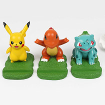 Pokemon Pikachu Bracket Animal Mobile Phone Holder Stand Office Desktop Holder