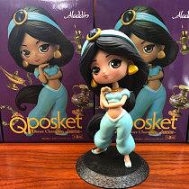 Aladdin Princess Jasmine action Figure Animal 15 cm GARAGE KIT PVC model kit