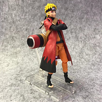 Naruto Uzumaki Action Figures Anime GARAGE KIT PVC Model kit toys Collection