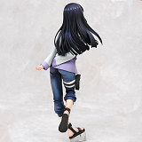 Naruto Action Figure PVC Model Kit Hyuuga Hinata GARAGE KIT GK Doll Collection