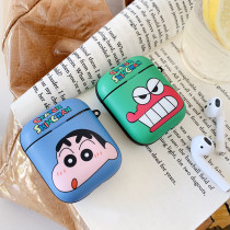 Crayon Shinchan AirPod Case dinosaur Wireless Bluetooth Earphone Cover