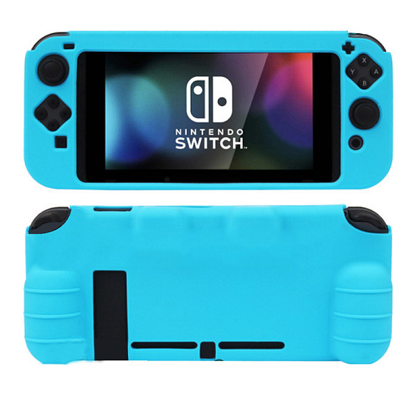 Nintend Switch Ns Case Soft Silicone Handle Grips Protective Cover
