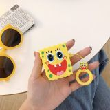 Spongebob Patrick Star Airpods2 case Apple wireless Bluetooth silicone protective cover