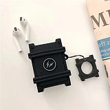 Tidal Lightning Military Box Wireless AirPods1 case Fujihara Bluetooth Protector cover