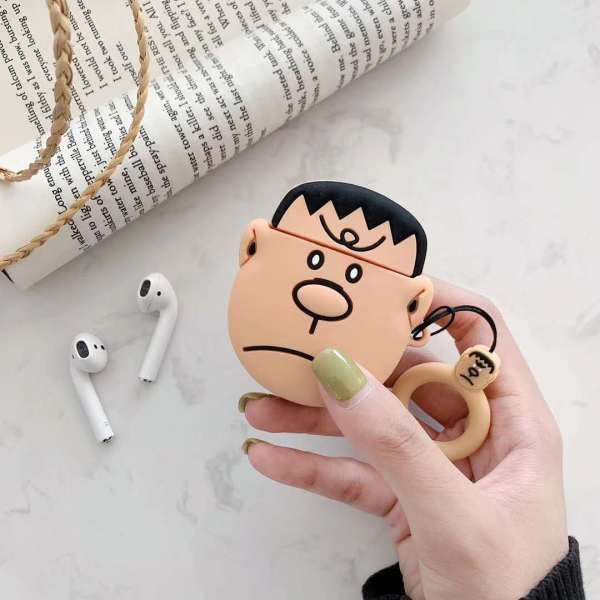 Big G Airpods Cover 3D Cartoon Apple Protective Shell General earphone case