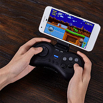 M30 Bluetooth wireless Switch controller computer MAC Steam fighting game six-key burst function