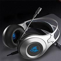 Simulated skin protein Headphones E-sports gaming PS4 headset earphone